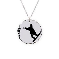SNOWBOARD Necklace