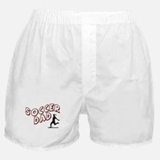 Soccer Dad (daughter) Boxer Shorts