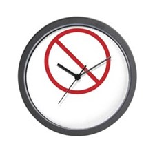 Dangerous Business Wall Clock