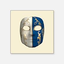 Carnival Mask Sticker