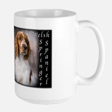 Welsh Springer Spaniel Large Mug
