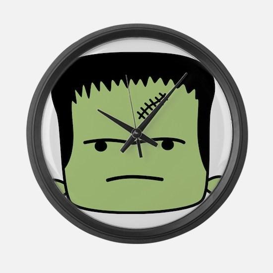 Adorable Frankenstein Large Wall Clock