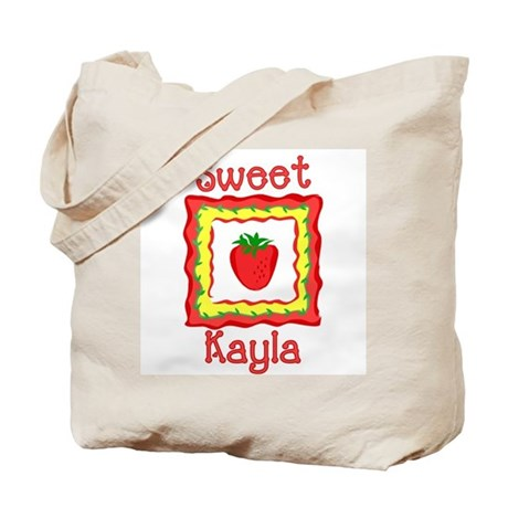 Sweet Kayla Tote Bag
