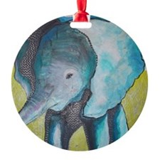 Canon's Elephant Ornament