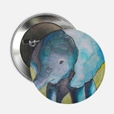 "Canon's Elephant 2.25"" Button"
