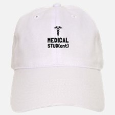Medical Student Baseball Baseball Baseball Cap