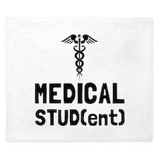 Medical Student King Duvet
