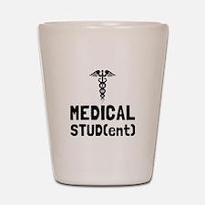 Medical Student Shot Glass