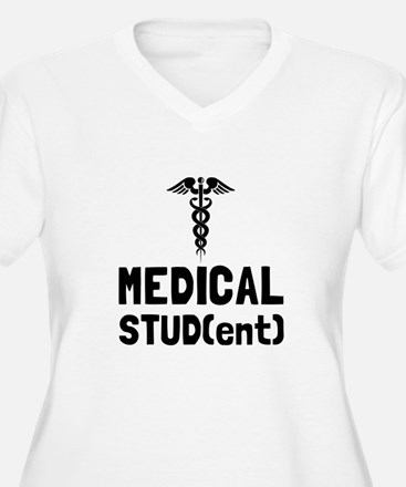 Medical Student Plus Size T-Shirt