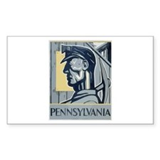 Pennsylvania Miner Decal