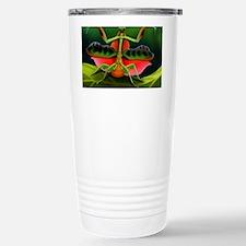 Tropical Praying Mantis Stainless Steel Travel Mug