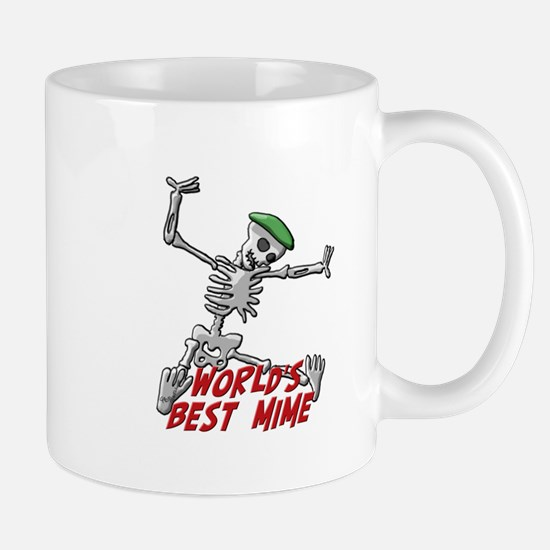 Best Mime Mug
