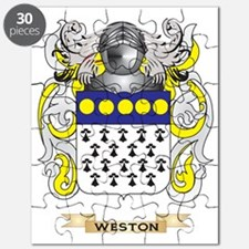 Weston Family Crest (Coat of Arms) Puzzle