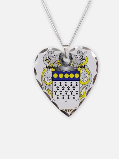 Weston Family Crest (Coat of  Necklace