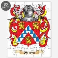 White (Ireland) Family Crest (Coat of Arms) Puzzle