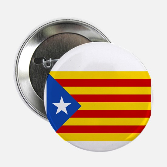 "Catalan Independence (F and B) 2.25"" Button"