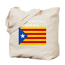Catalan Independence Tote Bag