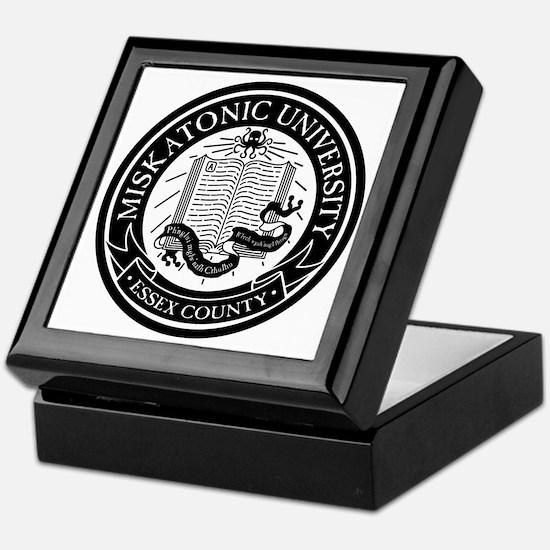 Miskatonic University Keepsake Box
