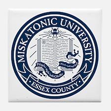 Miskatonic University Tile Coaster