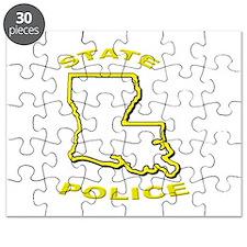 Louisiana State Police Puzzle