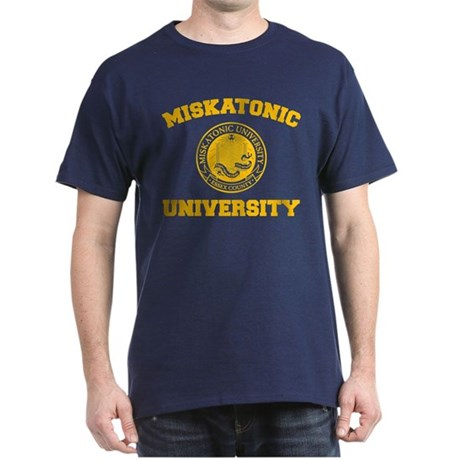 Miskatonic University Dark T-Shirt