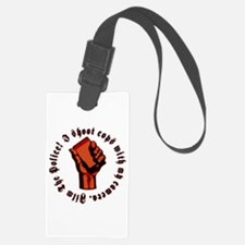 FtP Luggage Tag