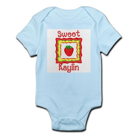 Sweet Kaylin Infant Bodysuit