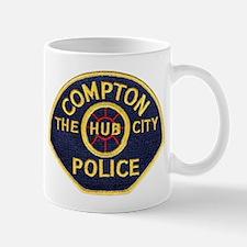 Compton CA Police Mug