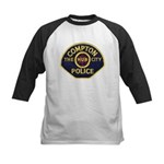 Compton CA Police Kids Baseball Jersey