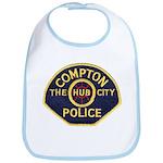 Compton CA Police Bib