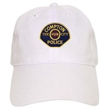 Compton CA Police Baseball Cap
