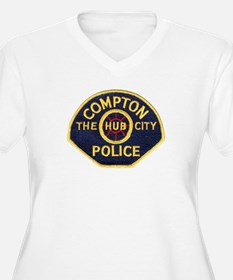 Compton CA Police T-Shirt
