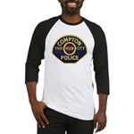 Compton CA Police Baseball Jersey