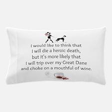 Wine Quote Pillow Case