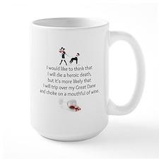 Wine Quote Mugs