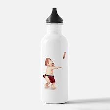 Naked Highlander Gnome Water Bottle