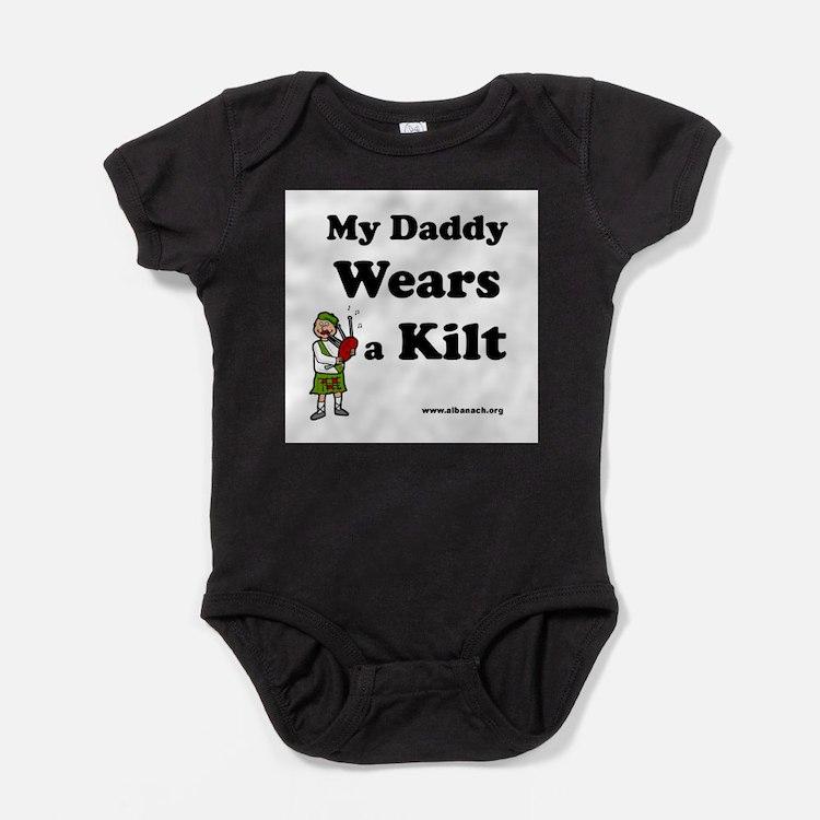 """My Daddy Wears a Kilt"" Creeper Body Sui"
