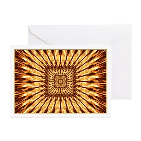 Blue Light Greeting Cards (Pk of 10)