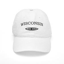 Wisconsin Disc Golf Baseball Cap