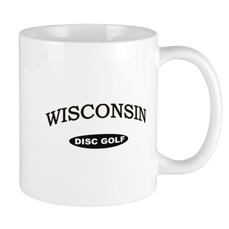 Wisconsin Disc Golf Mug