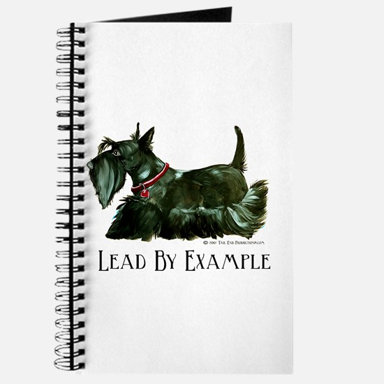 Scottish Terrier Leader Journal