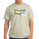 What Would Jesus Do Light T-Shirt