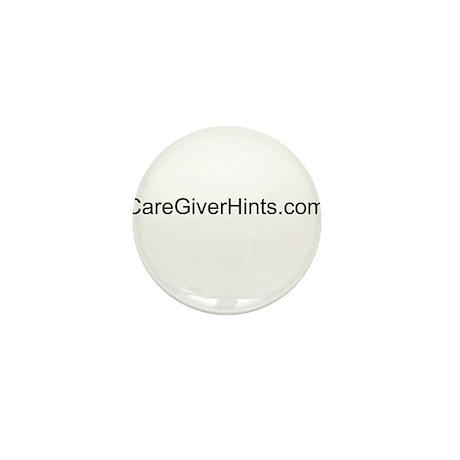 CareGiverHints.com Power of Attorney Mini Button (