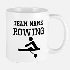 (Team Name) Rowing Mugs