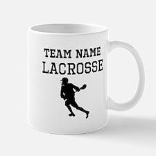 (Team Name) Lacrosse Mugs