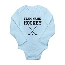 (Team Name) Hockey Body Suit