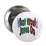 What Would Jesus Do Button