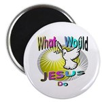What Would Jesus Do Magnet