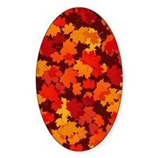 Autumn Leaves Decal