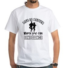 Line Dancing designs Shirt
